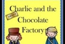 Charlie and the Chocolate Factory / by Courtney Bertsch Martin