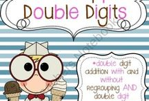 Math - Double Digit + and -