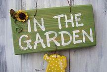 H o m e - In The Garden / Gardening