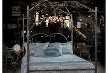 Wrought Iron Beds / We carry a wide variety of styles from modern to classic, to contemporary and rustic so you're sure to find something that fits your style and needs.Depending on the model most iron beds are available in all standard sizes including; Twin, Full, Queen, King, and California King