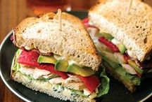 Sandwiches and Burgers / Sandwiches and Burgers / by Louise Giblin