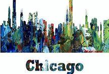 Chicago Trip / by Melissa Yep
