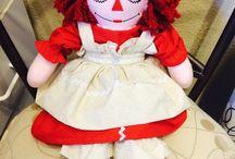 Dolls Dolls Dolls / Handmade Dolls