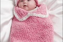 CROCHET fashion - Baby's & Kid's / Crochet & Knitting