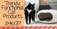Cat Products For a Trendy Home