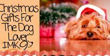 Christmas Gifts for the Dog Lover in your Life!!!