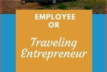 Working Remotely / Find resources to help you find remote work or build a business from your RV.