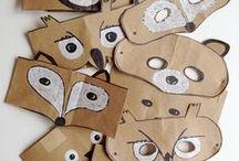 Crafty. / Random crafts. / by Sarah Daggett