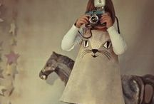 Little people fashion. / Clothes for kids. / by Sarah Daggett