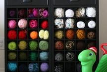 Organized. / by Sarah Daggett