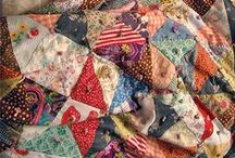 Quilting bee. / by Sarah Daggett