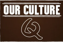 Our Culture / We are the ones who love food a little more than we should.  / by Qdoba