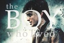 The Boy Who Lived. / everything harrypotter.