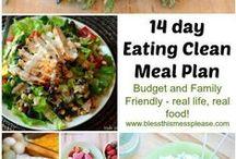 Healthy Eating / Healthy eating, Healthy recipes, menu planning