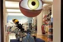 VISUAL MERCHANDISING / Celebration and Inspiration of display and talent that is  never boring. / by JW Foy