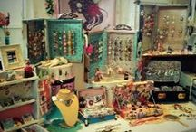 craft fair ideas and small business info / by Natasha Leavitt