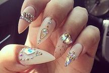 Nails <3 / Nails Need Loving & Style Too <3 / by MISS ALMA