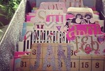 Organization & Printables <3 / How to make my life neater. & all sort of Printables to help stay organized <3 / by MISS ALMA