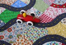 Quilt baby/child / by Lois C. Holt