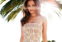 Fashion ☆ Delicate lace /  • ⟣ ⟐ ☆ Gяαcefuℓ αηd Fяαgiℓe ☆ ⟐  ⟣ •