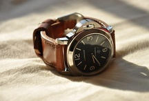 Watches / by Alexander de Baptistis