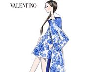 Fashion ☆ Illustrations