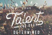 Inspiration ☆ Motivation /  • ⟣ ⟐ ☆ ♔ Follow youя Dяeαms ♔ ☆ ⟐ ⟣ •  / by ℳ α ℓ ι η α ☾