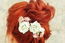 Pen Hair / Beautiful Hairstyles :)
