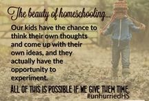 Encouragement & Inspiration / Encouragement and inspiration for Homeschooling moms from the Hip Homeschool Moms team.