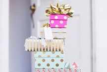 Gift Ideas / by MISS ALMA