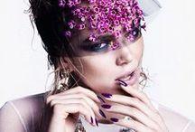 Fashion ☆ All shades of Purple / ⟣ Puяpℓe Raiη ⟐ ☆ ♢ ☆ ⟐ Puяple Haze ⟣ / by ℳ α ℓ ι η α ☾