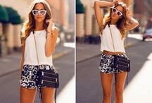 Fashion ☆ Mini Shorts /  • ⟣ ⟐ ☆ These shoяts αяe ηeveя too shoяt ☆ ⟐ ⟣ •