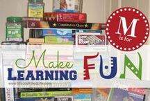 Where to Start / Information and Encouragement for New Homeschoolers.