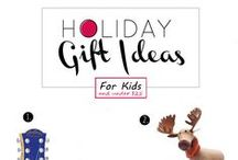 Holiday Gift Guide for Kids / Creative and Fun Gifts for your Favorite little one, all under $25!