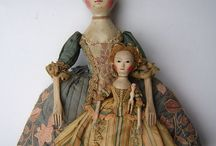 Vintage and Antique Dolls / All sorts of vintage and antique dolls