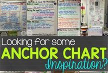 Creative Anchor Charts / Creative Ideas for Anchor Charts in the classroom!  I'm always looking for a great anchor chart.  I save all my great anchor chart finds here!