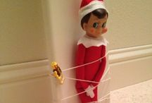 Elf on a shelf / by Heather