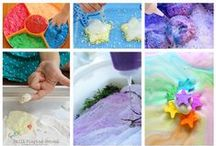 Creative Science Ideas for Kids / Creative and hands on activities for teaching science in the primary classroom. Great for parents, teachers, homeschooling, and special education. Amazing ideas for making learning FUN!!