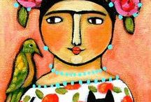 Art ☆ Frida Kahlo