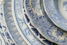 Ceramics / pots, plates, tiles, earthenware, porcelain, old, new