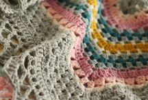 Yarn / Knitted, crocheted, spun, bombed