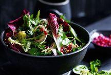Savoury / Main course, salads, bread, soups