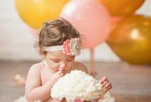 one year old ideas / by Heather Richard Photography