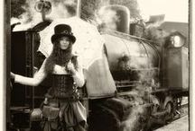 Steam Punk / Steam punk photoshoot, hopefully with a steam train!