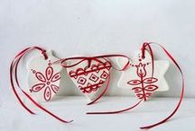 meeni makes - decorations / Seasonal decorations made by meeni