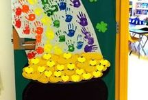 St. Patrick's Day / Great ideas for teaching kids about St. Patrick's Day!