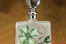 Perfume Bottle Collection / The Worlds Most Exotic Perfume Bottles