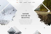 Wicked Websites / Showcase of awesome website designs and brain food for when having a designer's block