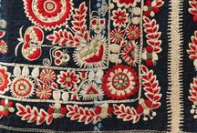 Folk / Folk art and traditional patterns, clothes, motifs, decorations