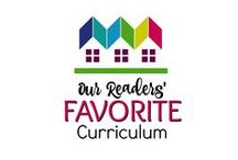 Our Readers' Favorite Curriculum / Our readers have rated their favorite curriculum on our site. To read real mom reviews and determine what curriculum might best fit your family's needs, visit http://www.hiphomeschoolmoms.com/category/curricula/ / by Hip Homeschool Moms
